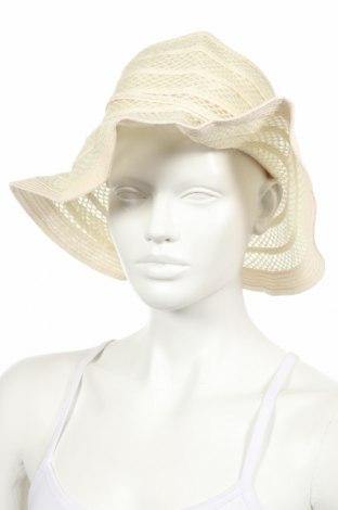 Καπέλο Seeberger, Χρώμα  Μπέζ, 40% βαμβάκι, 30% άλλα υφάσματα, 30% πολυεστέρας, Τιμή 22,08€