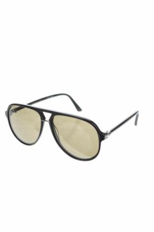 Слънчеви очила Gucci, Цвят Черен, Цена 251,40лв.