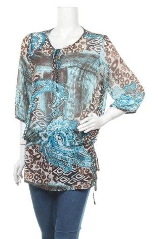 Τουνίκ Canda, Μέγεθος XL, Χρώμα Πολύχρωμο, Πολυεστέρας, Τιμή 4,77€