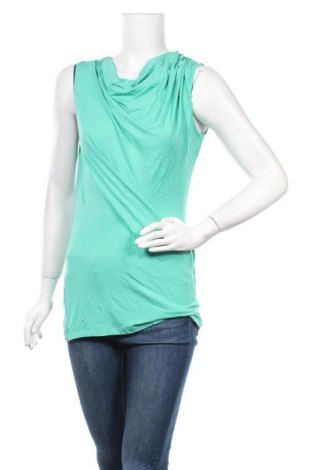 Туника In Wear, Размер M, Цвят Зелен, 96% вискоза, 4% еластан, Цена 9,24лв.