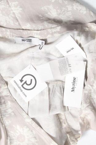 Τουνίκ Myrine, Μέγεθος XXL, Χρώμα Γκρί, Βισκόζη, Τιμή 15,21€