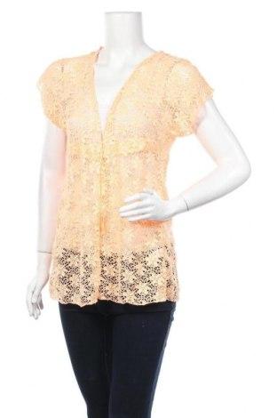 Дамска блуза Ocean Club, Размер S, Цвят Оранжев, 96% полиестер, 4% еластан, Цена 4,56лв.