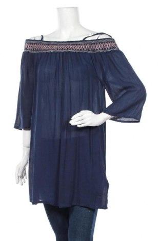 Τουνίκ S.Oliver, Μέγεθος M, Χρώμα Μπλέ, Βισκόζη, Τιμή 11,95€