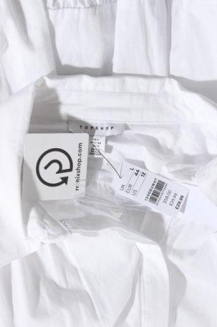 Τουνίκ Topshop, Μέγεθος XL, Χρώμα Λευκό, Βαμβάκι, Τιμή 20,63€