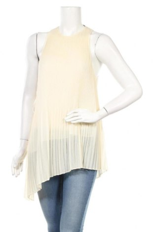 Τουνίκ Zara, Μέγεθος S, Χρώμα Εκρού, Πολυεστέρας, Τιμή 7,96€