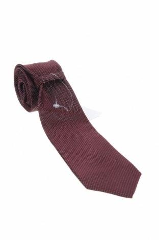 Γραβάτα Calvin Klein, Χρώμα Κόκκινο, Μετάξι, Τιμή 26,68€