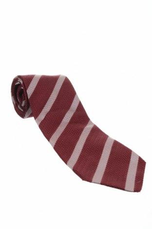 Γραβάτα Giorgio Armani, Χρώμα Κόκκινο, 100% μετάξι, Τιμή 11,82€