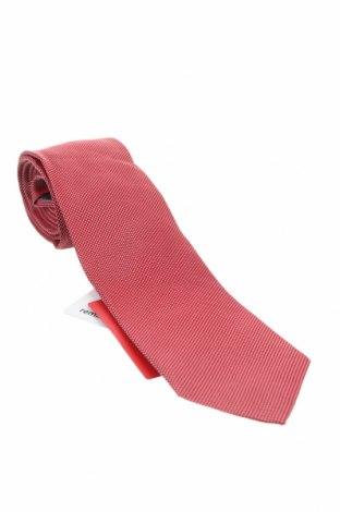 Γραβάτα Hugo Boss, Χρώμα Κόκκινο, Μετάξι, Τιμή 61,47€