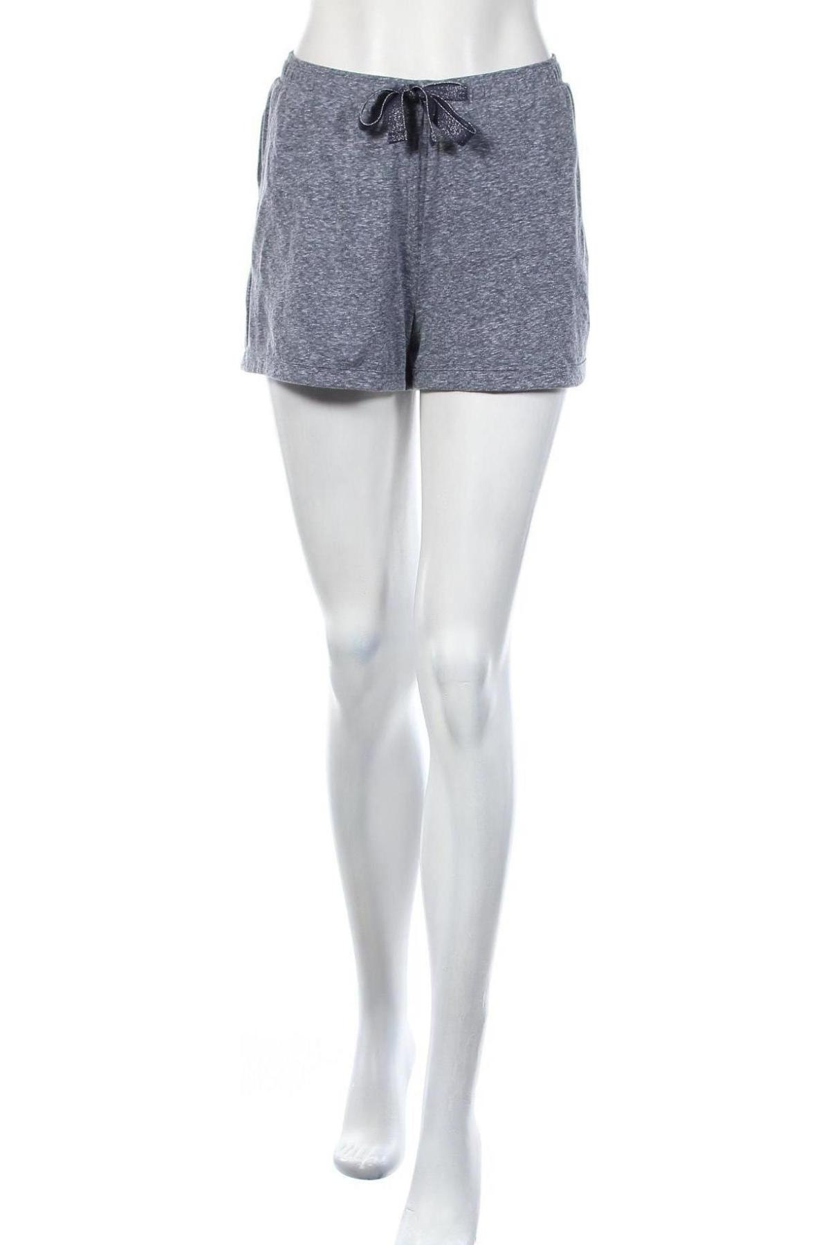 Γυναικείο κοντό παντελόνι S.Oliver, Μέγεθος M, Χρώμα Μπλέ, 50% πολυεστέρας, 38% βαμβάκι, 12% βισκόζη, Τιμή 15,59€