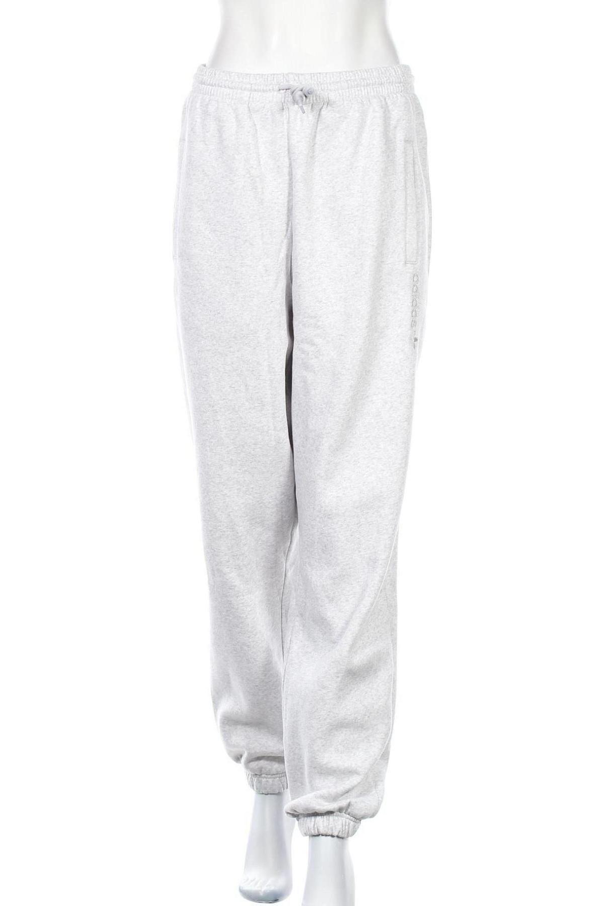 Γυναικείο αθλητικό παντελόνι Adidas Originals, Μέγεθος L, Χρώμα Λευκό, 70% βαμβάκι, 30% πολυεστέρας, Τιμή 38,27€