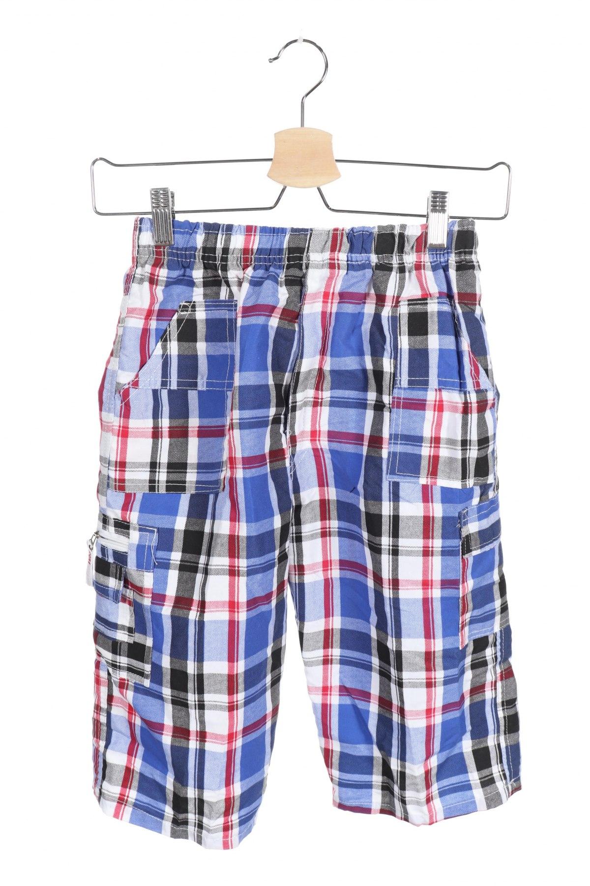 Παιδικό κοντό παντελόνι, Μέγεθος 14-15y/ 168-170 εκ., Χρώμα Πολύχρωμο, Πολυεστέρας, Τιμή 9,81€