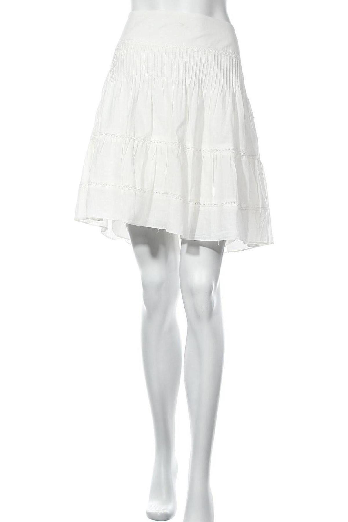 Пола Madewell, Размер L, Цвят Бял, Памук, Цена 74,25лв.