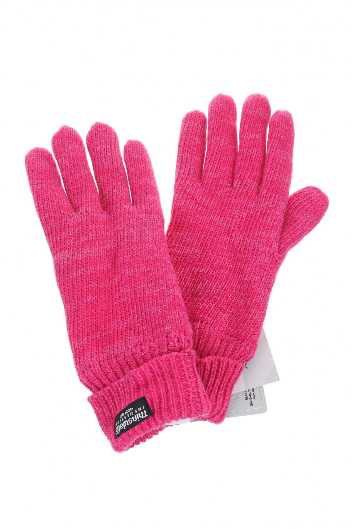 Rukavice  Eem, Barva Růžová, Bavlna, Cena  479,00Kč