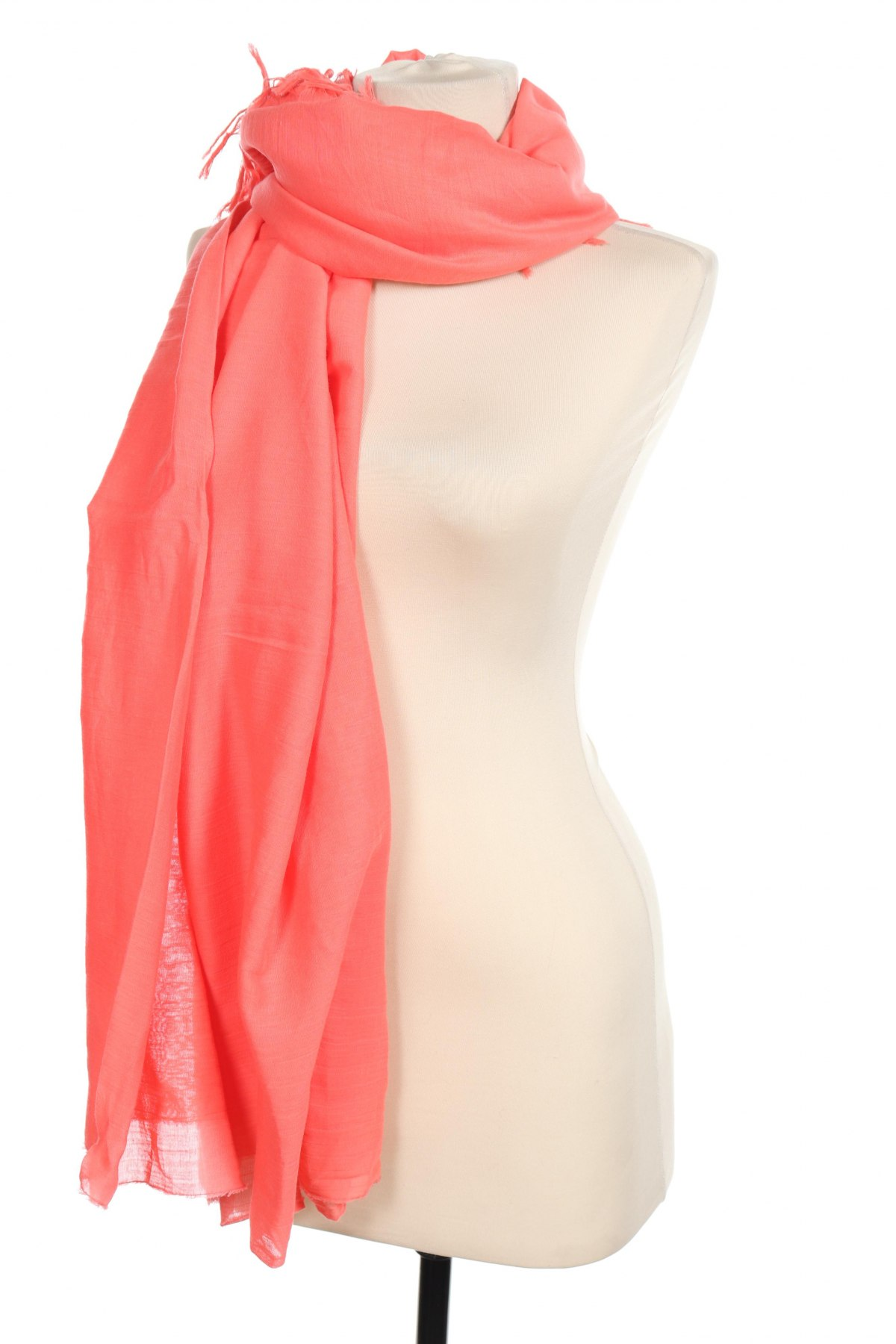 Κασκόλ Christian Berg, Χρώμα Ρόζ , Βαμβάκι, Τιμή 5,09€