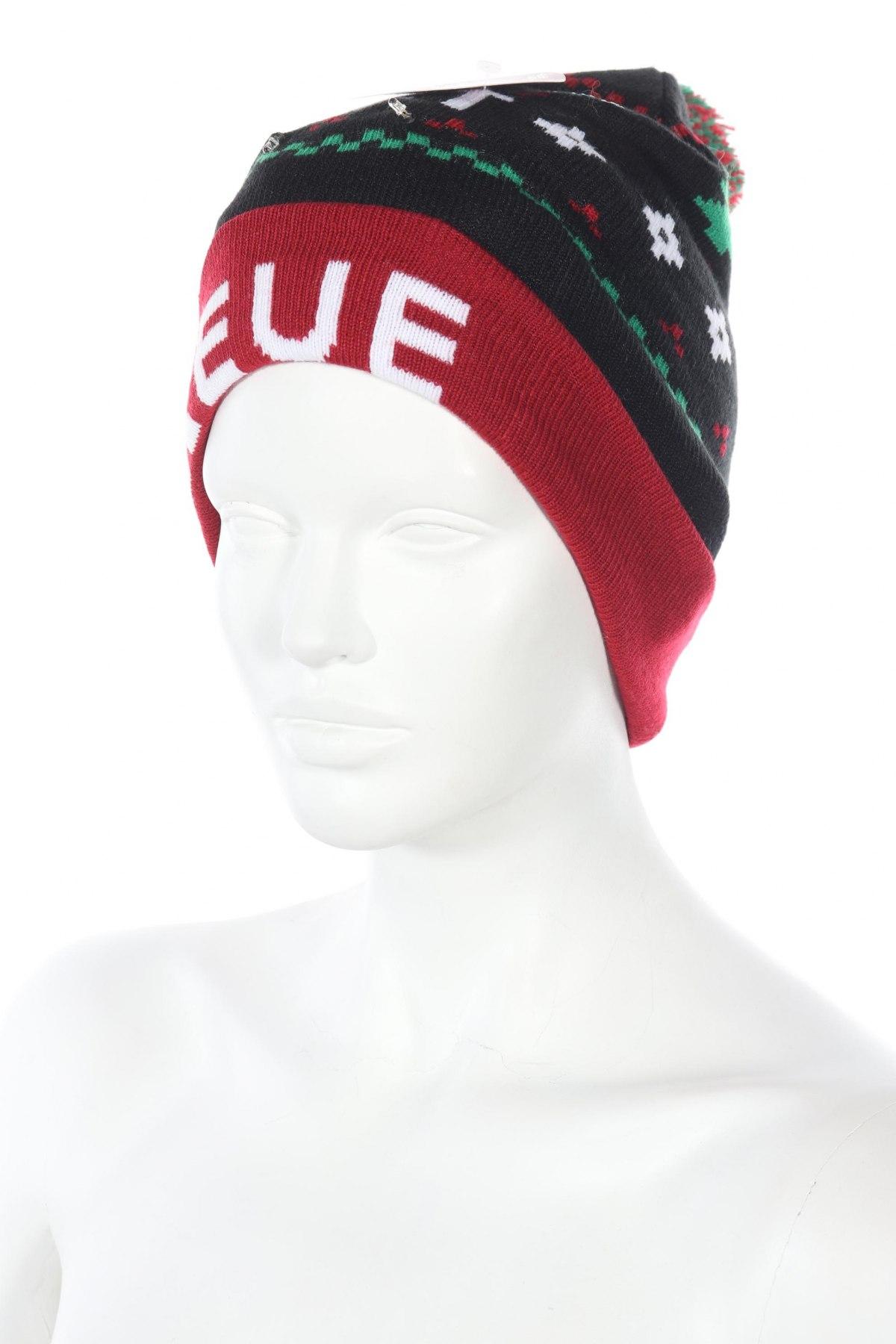 Καπέλο Capelli, Χρώμα Μαύρο, 86% πολυακρυλικό, 13% πολυαμίδη, 1% ελαστάνη, Τιμή 6,27€