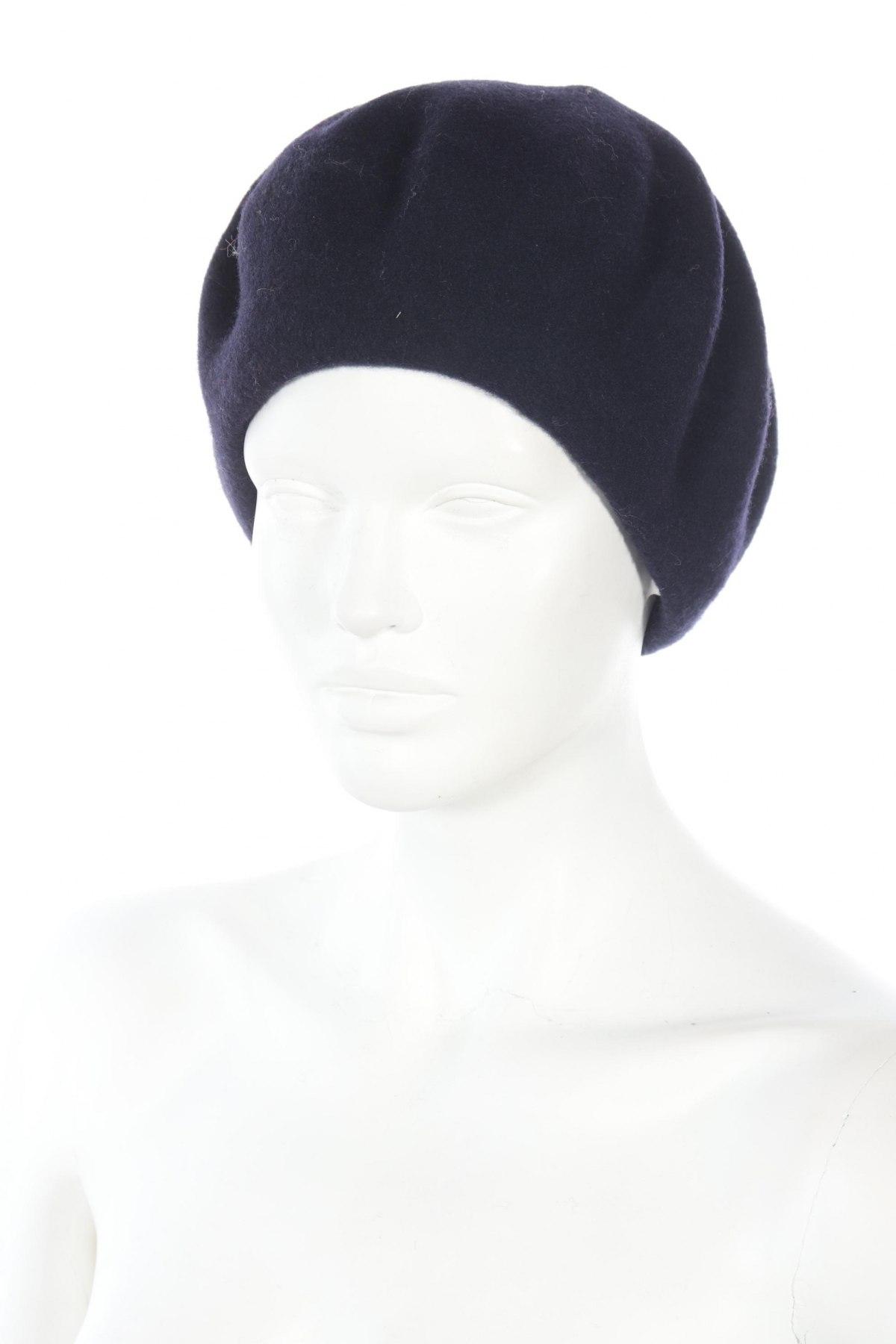 Καπέλο Loevenich, Χρώμα Μπλέ, Μαλλί, Τιμή 9,65€