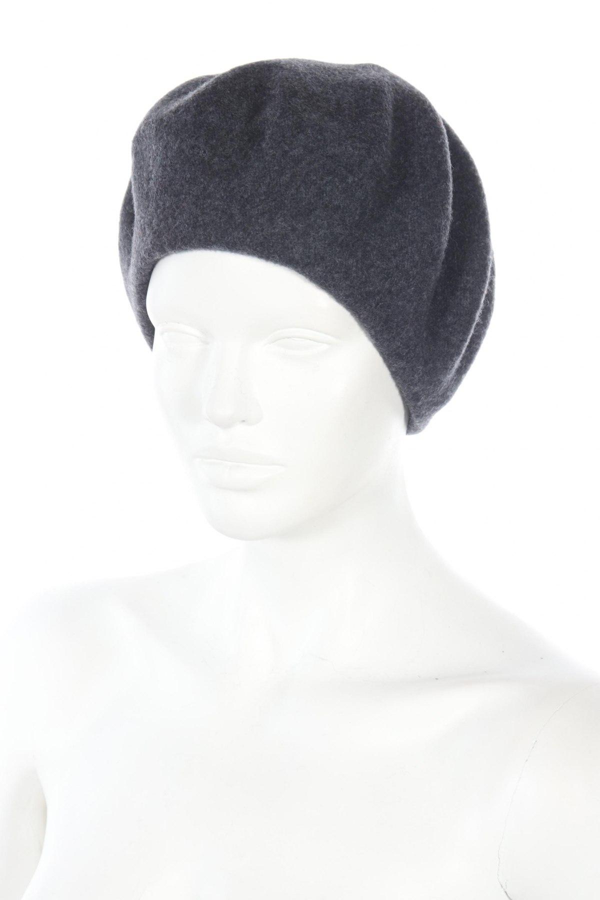 Καπέλο Loevenich, Χρώμα Γκρί, Μαλλί, Τιμή 8,91€