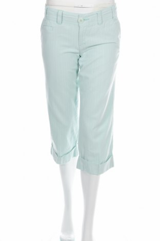 Дамски панталон American Eagle, Размер S, Цвят Зелен, Памук, Цена 4,75лв.