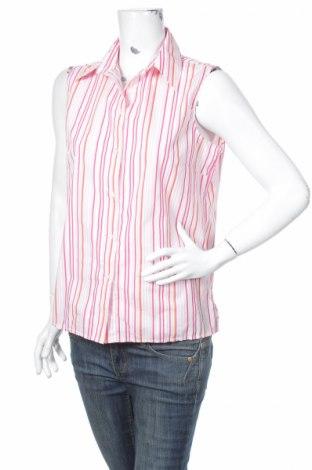 Дамска риза Biaggini, Размер M, Цвят Многоцветен, 65% полиестер, 35% памук, Цена 14,00лв.