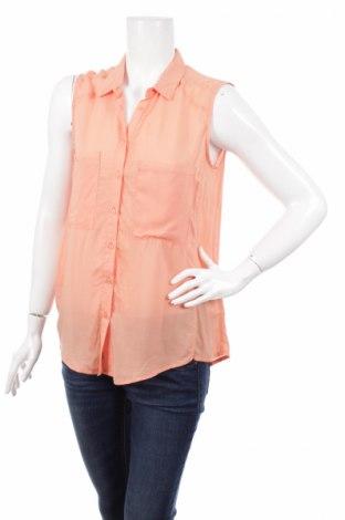 Γυναικείο πουκάμισο Black Box, Μέγεθος M, Χρώμα Πορτοκαλί, Βισκόζη, Τιμή 8,66€