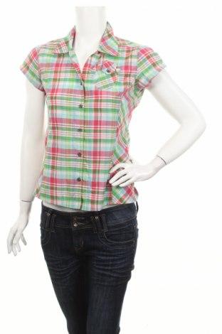 Дамска риза Trevolution, Размер S, Цвят Многоцветен, 50% памук, 50% полиестер, Цена 4,75лв.