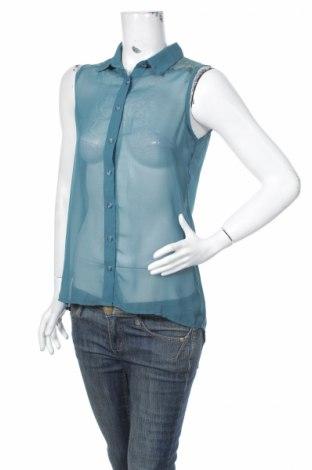 Дамска риза Valley Girl, Размер S, Цвят Зелен, Цена 4,00лв.