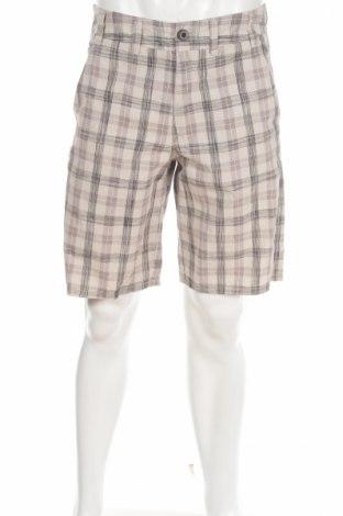 Мъжки къс панталон, Размер M, Цвят Многоцветен, 100% памук, Цена 3,00лв.