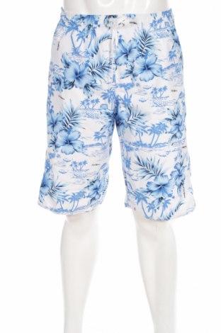 Мъжки къс панталон Saps, Размер S, Цвят Син, 100% полиестер, Цена 3,00лв.