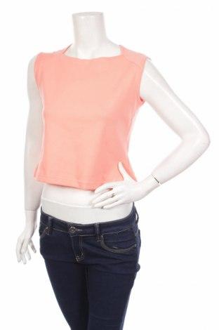Дамска блуза Paul Harris, Размер S, Цвят Розов, 62% полиестер, 33% памук, 5% еластан, Цена 4,50лв.