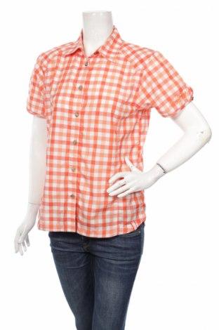 Дамска риза Big Tramp, Размер L, Цвят Оранжев, 100% полиестер, Цена 3,00лв.