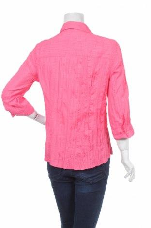 Γυναικείο πουκάμισο Canda, Μέγεθος M, Χρώμα Ρόζ , Πολυεστέρας, Τιμή 13,67€