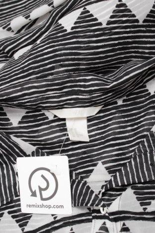 Γυναικείο πουκάμισο H&M, Μέγεθος M, Χρώμα Μαύρο, 100% πολυεστέρας, Τιμή 11,75€