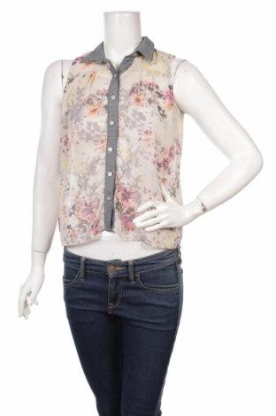 Γυναικείο πουκάμισο Kirra, Μέγεθος M, Χρώμα Πολύχρωμο, Πολυεστέρας, Τιμή 9,28€