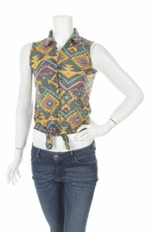 Дамска риза L.c.n Angel, Размер S, Цвят Многоцветен, Цена 6,75лв.