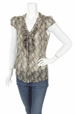 Дамска риза Manguun, Размер M, Цвят Кафяв, Цена 7,50лв.