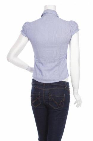 Γυναικείο πουκάμισο Me & Me, Μέγεθος S, Χρώμα Μπλέ, Τιμή 13,92€