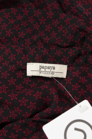 Γυναικείο πουκάμισο Papaya, Μέγεθος S, Χρώμα Μαύρο, Τιμή 24,23€