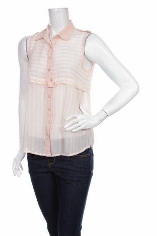 Дамска риза Pearl, Размер M, Цвят Розов, Полиестер, Цена 3,04лв.