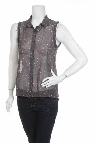 Γυναικείο πουκάμισο Review, Μέγεθος XS, Χρώμα Γκρί, Τιμή 11,75€