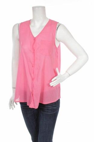 Дамска риза Units, Размер M, Цвят Розов, 100% памук, Цена 3,04лв.