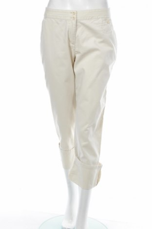 Дамски панталон J.Jill, Размер S, Цвят Бежов, Памук, Цена 9,12лв.