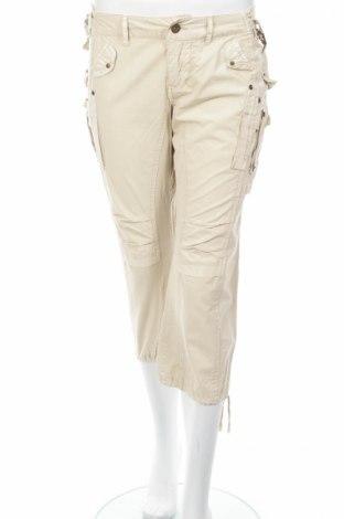 Дамски панталон Motivi, Размер S, Цвят Бежов, Памук, Цена 5,90лв.