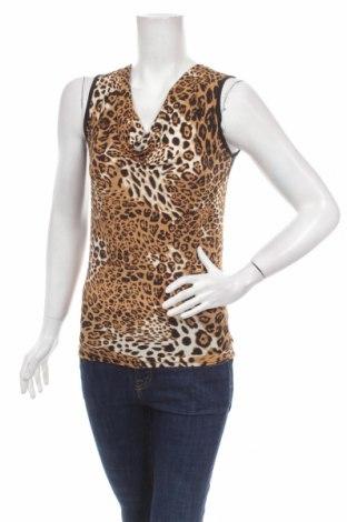 Tricou de damă, Mărime S, Culoare Maro, Preț 13,01 Lei