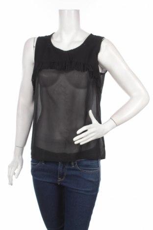 Γυναικείο αμάνικο μπλουζάκι Madonna, Μέγεθος M, Χρώμα Μαύρο, Πολυεστέρας, Τιμή 2,51€