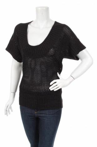 Γυναικείο πουλόβερ Club Monaco, Μέγεθος XS, Χρώμα Μαύρο, Ακρυλικό, μαλλί από αλπακά, μαλλί, Τιμή 4,85€