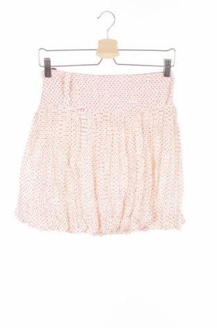 Детска пола Zara, Размер 12-13y/ 158-164 см, Цвят Бял, 98% памук, 2% еластан, Цена 9,60лв.