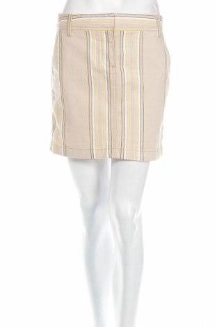 Пола Loft By Ann Taylor, Размер S, Цвят Бежов, 98% памук, 2% еластан, Цена 7,60лв.