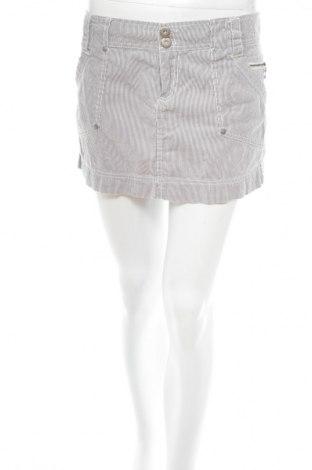 Φούστα Old Navy, Μέγεθος M, Χρώμα Γκρί, 100% βαμβάκι, Τιμή 2,60€