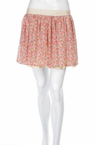 Пола Zara Trafaluc, Размер S, Цвят Многоцветен, 100% полиестер, Цена 5,46лв.