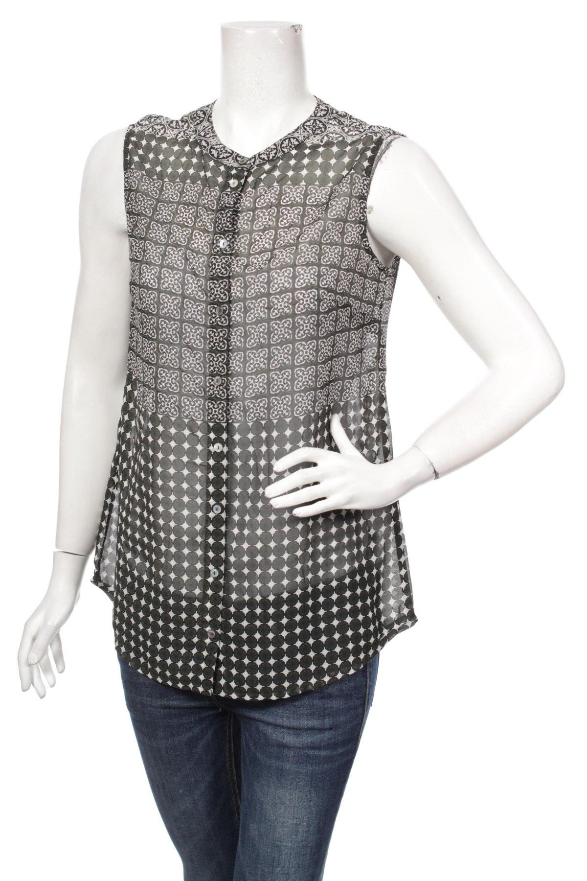 Γυναικείο πουκάμισο Street One, Μέγεθος S, Χρώμα Πολύχρωμο, 100% πολυεστέρας, Τιμή 9,90€